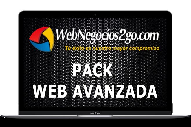 DISEÑO DE PAGINAS WEB EN MADRID - WEB AVANZADA